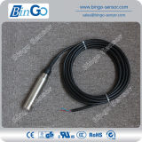 Transmissor de nível de pressão de água submersível com cabo de PVC