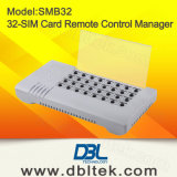 Karte der SIM Bank-32 SIM/Fern-SIM geben SIM Server SMB32 frei