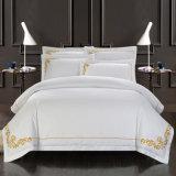 ヨーロッパ式の寝具の一定のホテルは寝具セットを刺繍した
