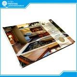 Citações da impressão para o catálogo e o livro