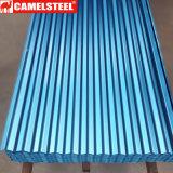 Strato d'acciaio personalizzato preverniciato del tetto del galvalume di colore