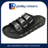 Pistone piano di gomma dei muli di estate delle signore dei sandali di caduta di vibrazione delle donne