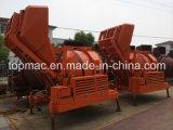 Msme500-16Rdcm Mini Mobile usine de béton Diesel