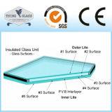 Малыми стекло изолированное частями от 300X300mm для энергосберегающего