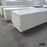 싱크대 061603를 위한 Kkr 12mm 빙하 백색 아크릴 단단한 표면