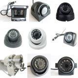 4つのチャネル車CCTVの保安用カメラシステム