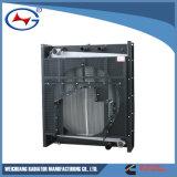 Radiador de aluminio de la refrigeración por agua del radiador del radiador del generador Ktaa19-G5-1 pequeño