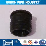 Los tubos de canalización de aguas residuales de cartón ondulado de HDPE Double-Wall tubo corrugado