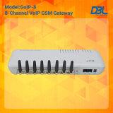 Gateway VoIP GSM Gateway (GoIP8)