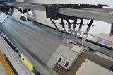 12g Breiende Goedgekeurde Machine van de Jacquard van Comuterized de Vlakke met ISO9001