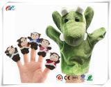 Storytime doigt animale marionnettes Set - 6 pièce de cinq petits singes paramètre dans une arborescence de jouets éducatifs