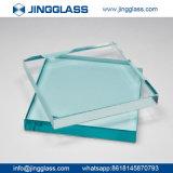 Distribuidor Tempered curvado segurança da parede de cortina do vidro de indicador do vidro laminado de Sgp