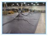 Schwarze EPDM imprägniern Membrane für Swimmingpool-Zwischenlage-Teich-Zwischenlage