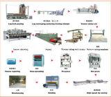 Chaîne de production de contre-plaqué de grande capacité