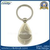 Alta qualidade e Keychain feito sob encomenda para a promoção