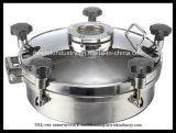 サイトグラスのステンレス鋼との円タンク圧力Manway