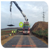 HDPE Anti-Crossion временной дорожной коврики