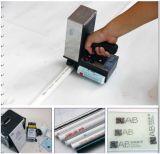 Sistema de impressão do jato da mão