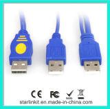 Кабель 1 Am к 2 Am USB 3.0 для сбывания