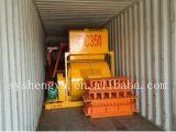 Betoniera verticale dei materiali da costruzione della pala di certificazione Jdc350 di iso