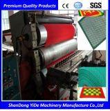 Máquina plástica de la protuberancia de la estera de la bobina de SPVC