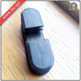 Hole Oval Plastic Protective Cover for Furniture (YZF-H266)