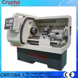 高性能の低価格のFanuc CNCの旋盤(CK6136A)