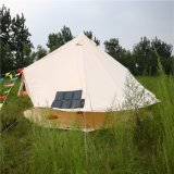 Напольные шатры солнечной силы солнечные с панелями солнечных батарей для сбывания