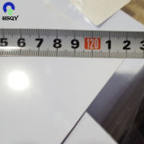 印刷のためのポーランドの白く堅い0.5mmのプラスチックPVCシート