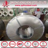 SGCC a laminé à froid la bobine en acier galvanisée d'IMMERSION chaude de roulis de Gi