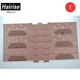 Am meisten benutzter Gummi hinzugefügte industrielle Förderband-Kette (Har821FHK)