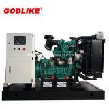 開いたフレーム100kw Cumminsのディーゼル発電機(6BT5.9-G2) (GDC125*S)