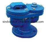 Válvula de ar automático esfera dupla (ANSI/DIN/JIS/BS)