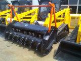 Piste 100HP mini-chargeuses avec la foresterie Mulcher Heavy Duty