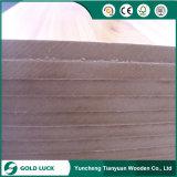 Falcate Pijnboom Paulownia Blockboard van de Pijler van 1220*2440mm
