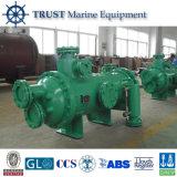 Échangeur de chaleur marin de tube d'acier du carbone d'approvisionnement d'usine