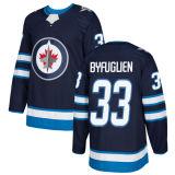 2018 Marca Nova mens Sade Kids Winnipeg Jets 29 Patrik Laine 26 Blake Wheeler 33 Dustin Byfuglien 16 Shawn Matthias qualquer nome personalizado azul & N. Hockey camisolas