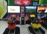 Saleのための硬貨Operated Arcade Machine Type Moto Gp4 Racing Game Machine