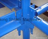 Fase rápida de aço andaime para a construção do prédio, Fabricante da China
