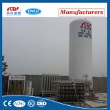Flüssiger Sauerstoff-/des Stickstoff-/Argon/LNG Druckbehälter-Tieftemperaturspeicher-Gas-Becken