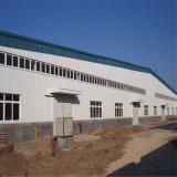 カスタマイズされたプレハブの鋼鉄構造フレームのガレージ
