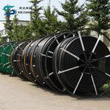 Pipe fiable de HDPE de qualité de prix usine de la Chine avec le faisceau de silicium