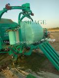 500mm*1500m Silagem Verde Folha de Finalização