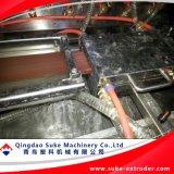 La producción de línea de maquinaria de extrusión de perfil de WPC