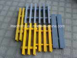 Fiberglass Grating and GRP Pultruded Grating and FRP Pultrusion&Pultrded Profiles Steel Bar Grating with Lighter Weight