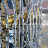 Doppelschrauben-Strangpresßling-Maschine für Puder-Beschichtung