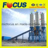 Centrale de malaxage de béton préparé de convoyeur à bande du matériel de construction Hzs120