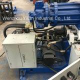 Full automatic TPR PVC máquina de moldagem da sapata de segurança