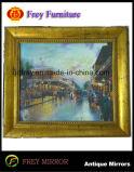 Form-Mosaik-dekorative Vierecks-Wand-hölzerner Spiegel-Rahmen