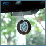 Ambientador de aire para el coche en el material de papel con olor